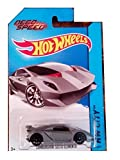 Hot Wheels 2014 Hw City - Lamborghini Sesto Elemento (Grey) - Need For Speed