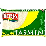 Iberia Jasmine Rice, 5 lbs. Long Grain Naturally Fragrant Enriched Jasmine Rice