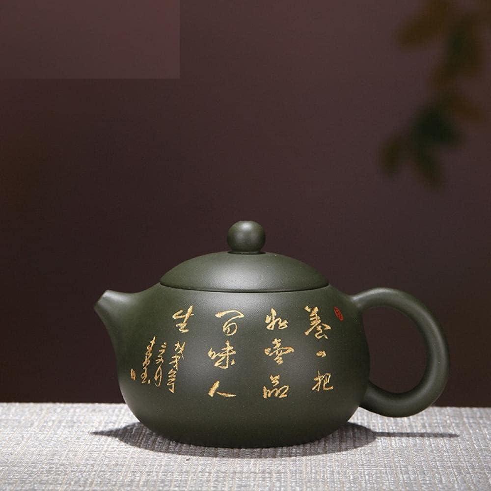 Purple Clay Teapot Regular discount Chinese Yixing Handmade Xi Master Shi Direct stock discount