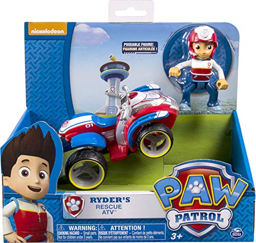 Patrulla Canina - Vehículo de Rescate de Ryder