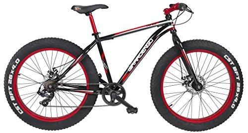 Girardengo - Bicicletta Giaradengo Fat Bike da 26' a 7 rapporti.