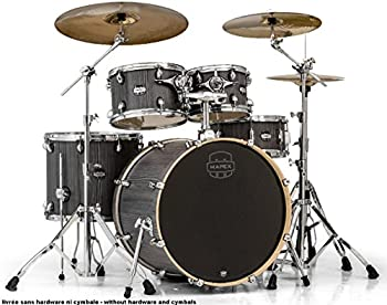 MAPEX MA529SF-GW - MARS ROCK 5 SHELLS - SMOKEWOOD Drumsets Standard drumkit