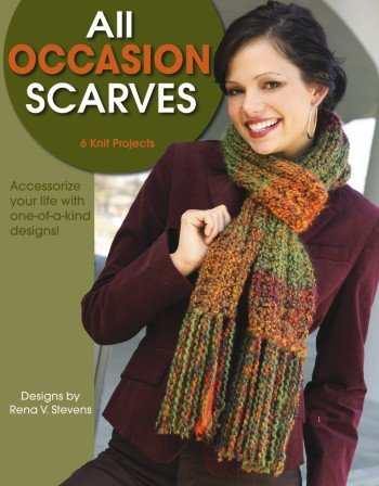 All Occasion Scarves - Knitting Patterns