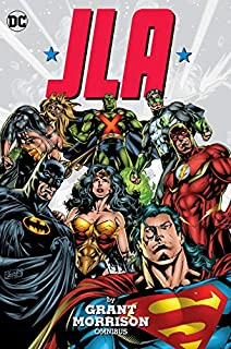 JLA by Grant Morrison Omnibus (1779504993) | Amazon price tracker / tracking, Amazon price history charts, Amazon price watches, Amazon price drop alerts