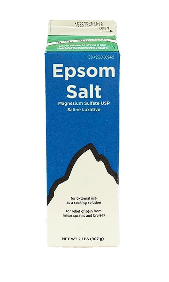 砲撃式輸血エプソムソルト ESP Epsom Salt 907g