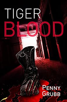 Tiger Blood (DS Webber Mystery Book 2) by [Penny Grubb, Heather Murphy]