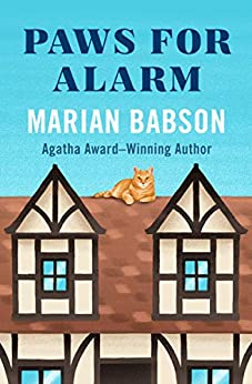 Paws for Alarm by [Marian Babson]