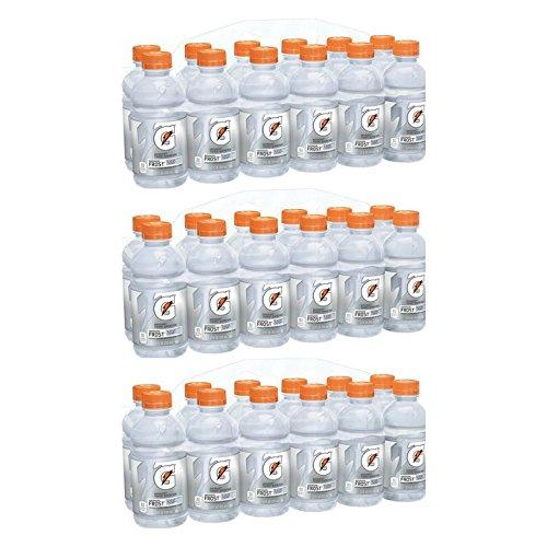 Gatorade Thirst Quencher Frost Glacier Cherry Sports Drink, 12 Count, 12 fl oz Bottles (Pack of 3)