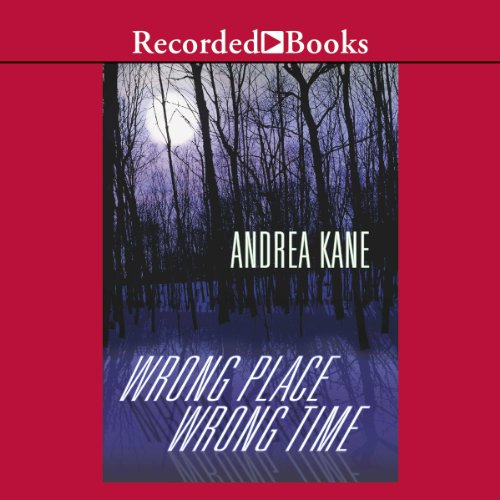 Wrong Place, Wrong Time audiobook cover art