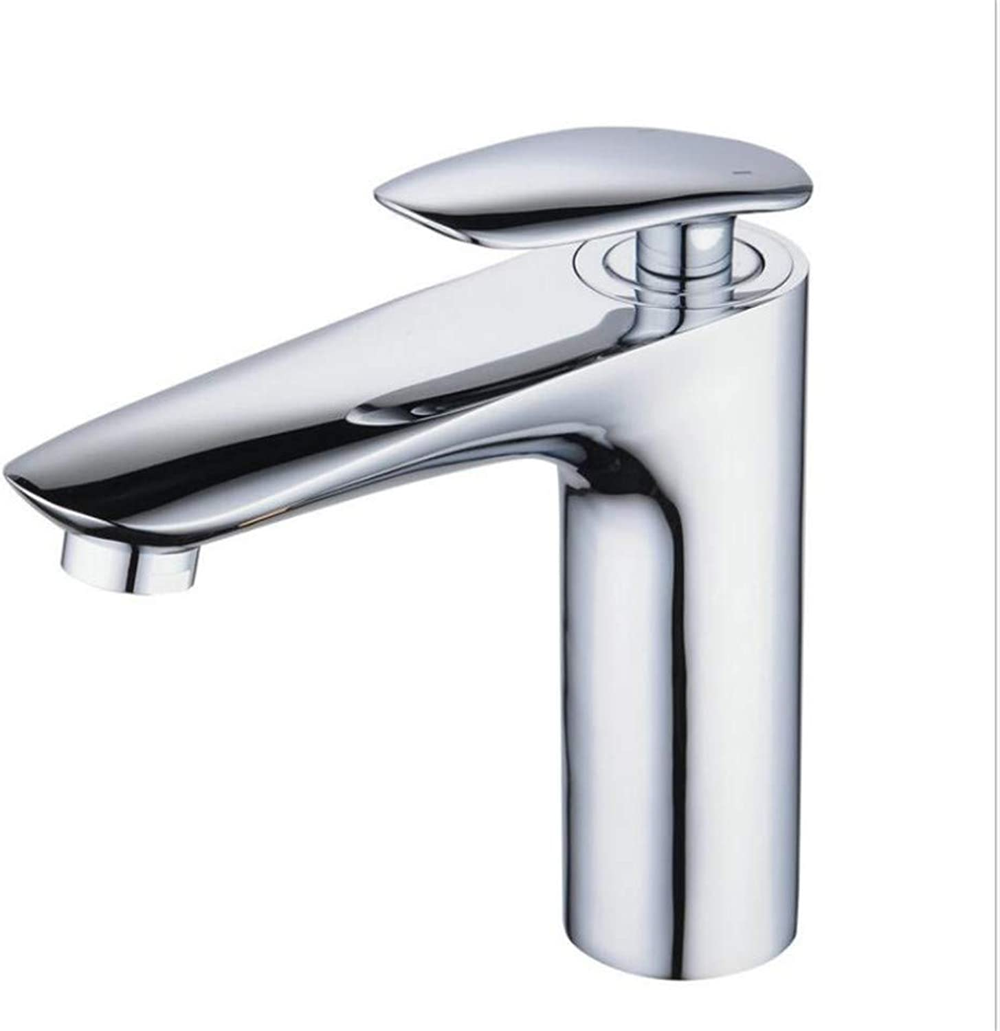 Bathroom Sink Basin Lever Mixer Tap Sanitary Warm Faucet Face Pot Faucet