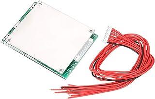 LANTRO JS - 10S 36V lithium-ionbatterijbeschermingskaart, lithiumbatterijbescherming BMS-printplaat met balansfunctiebesch...