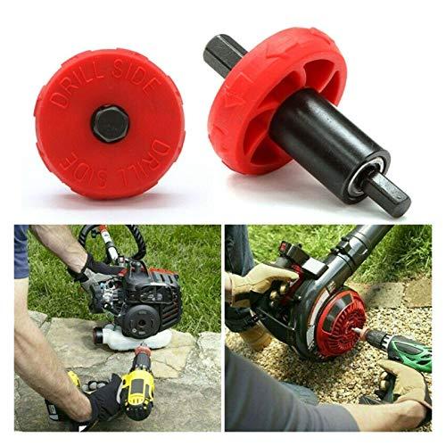 ZXC Motor Drill Starter Lawn Mower Starter Accessories Diesel Engine Starter Adapter Fit For Troy Bilt Plug Button
