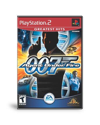James Bond 007 Agent Under Fire - PlayStation 2