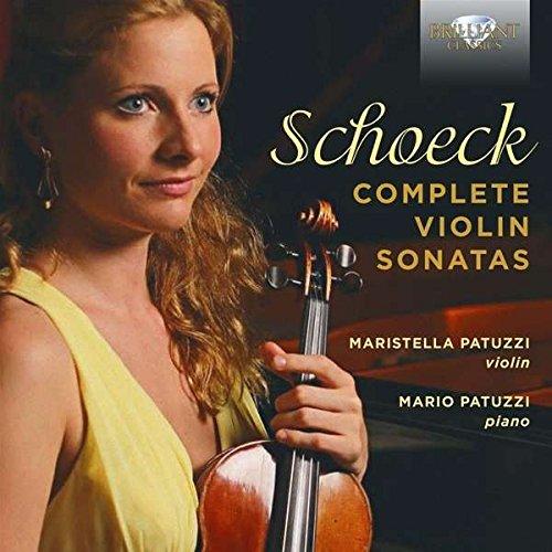 Otmar Schoeck: Complete Violin Sonatas