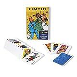 Moulinsart Juego de 54 Cartas de baraja Francesa Tintín: La Familia de Tintín (51033)