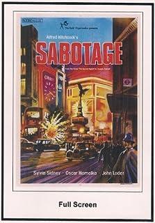 Sabotage 1936 by Sylvia Sidney