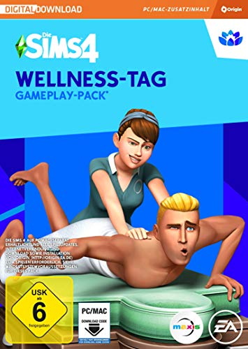Die Sims 4 - Wellness Tag (GP 2) DLC [PC Code - Origin]