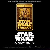 Star Wars: A New Hope By John Williams (Composer, Conductor),,London Symphony Orchestra (Orchestra) (1997-03-10)