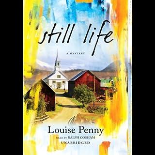 Still Life audiobook cover art