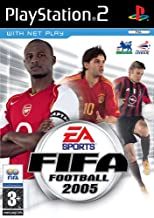 FIFA Football 2005 (PS2) by Electronic Arts