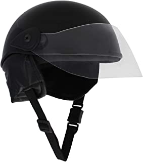 Sage Square Aero Half Helmet (Black Glossy) (Medium)