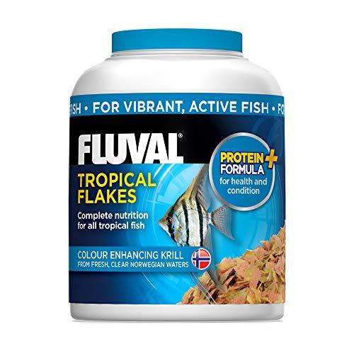 Fluval Tropical Flake Fish Food, 0.06 kg