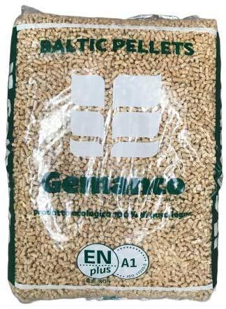 Pellet Di Abete per Stufa Sacco Da 15 Kg Pellets Legno Puro Baltico ENplus A1 Riscaldamento (8)