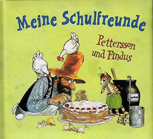 Freundebuch Pettersson & Findus - Meine Schulfreunde