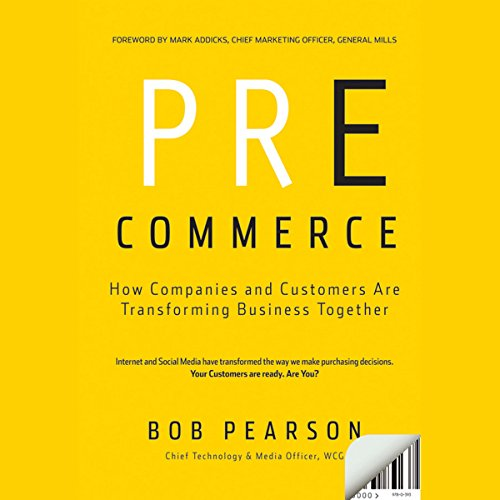 Pre-Commerce cover art
