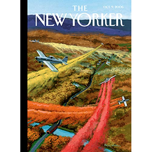The New Yorker (Oct. 9, 2006) Titelbild