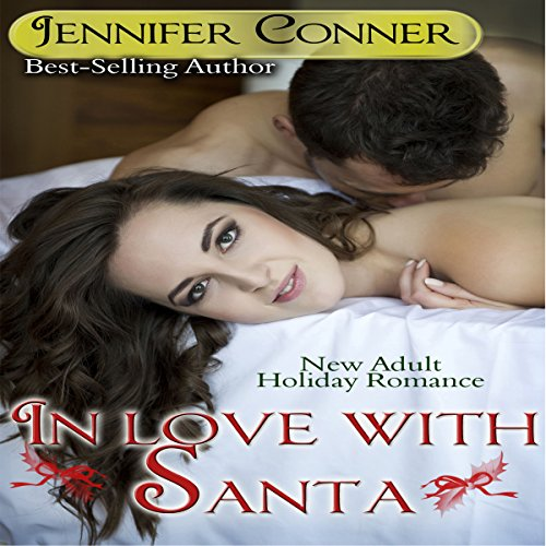 In Love with Santa audiobook cover art