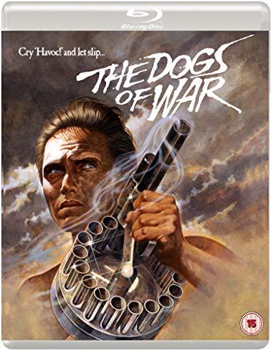 The Dogs of War (1980) (Eureka Classics) Blu-ray edition
