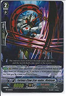 Cardfight!! Vanguard TCG - Furious Claw Star-vader, Niobium (PR/0096EN) - Cardfight! Vanguard Promos