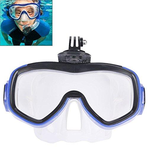 CAI Gafas de natación Los Deportes acuáticos máscara de Buceo Equipo de Buceo Que nadan los vidrios for GoPro Hero Nuevo / HERO6 / 5/5 Sesión / 4/3 + / 3/2/1, Gafas de natación