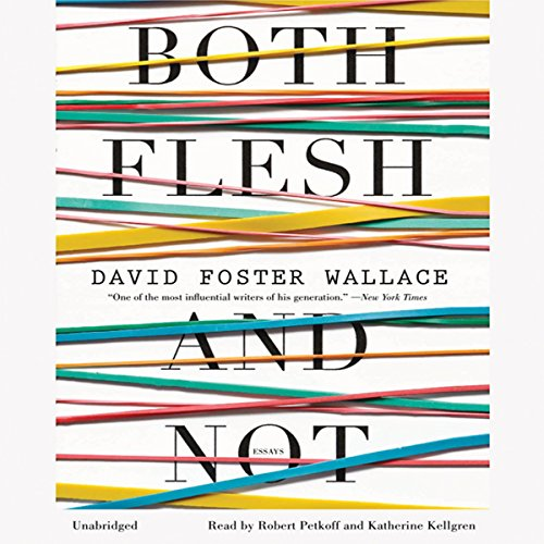 Both Flesh and Not audiobook cover art