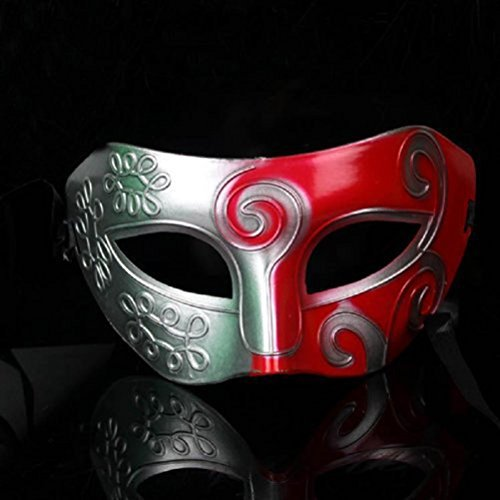 Tinksky Halloween Costumes - Men Masquerade Mask for Party Fancy Dress Ball