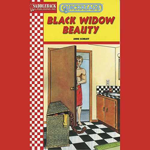 Black Widow Beauty audiobook cover art
