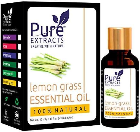 Top 10 Best lemongrass essential oil doterra Reviews