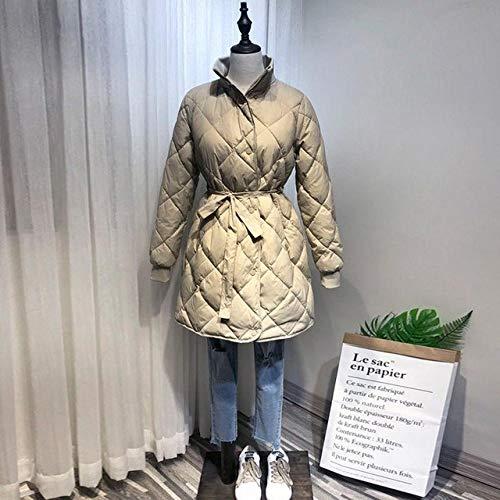 WFSDKN dames Parka dames Ultra Light 90% witte eendendonzen parka winterjas Vrouwelijke kraag met riem ritssluiting mantel sneeuw bovenkleding