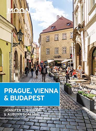 Moon Prague, Vienna & Budapest (Travel Guide) (English Edition)