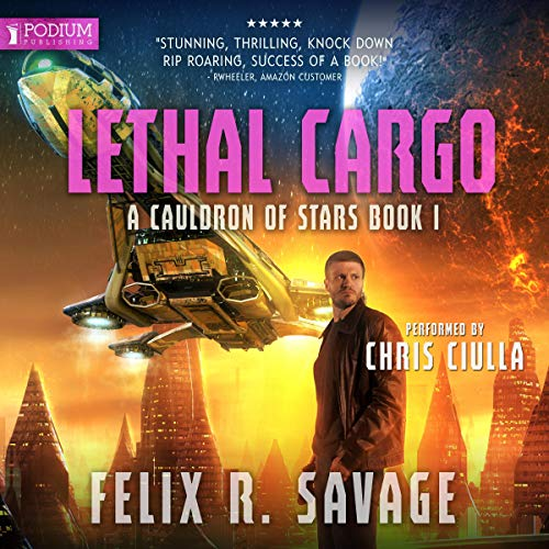 Lethal Cargo cover art