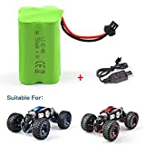 RC Car, NQD Remote Control Monster Truck, 2.4Ghz 4WD Off Road Rock Crawler...