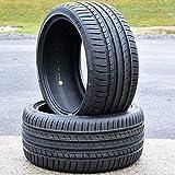 Set of 2 (TWO) Cosmo MuchoMacho Ultra-High Performance All Season Radial Tires-275/35R20 275/35ZR20 102Y XL