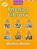Houghton Mifflin Reading: Phonics Library Blackline Masters, Level 2