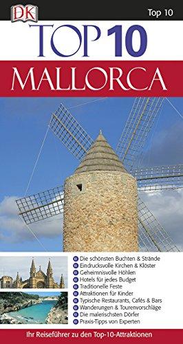 Top 10 Reiseführer Mallorca: mit Extra-Karte