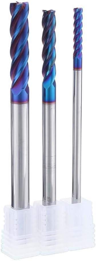Ball NoseEnd Mills Super sale period limited 4-Blade R0.5 HRC60 Milling Tu End Cutter 35% OFF