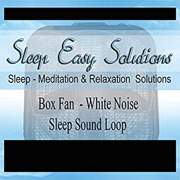 Box Fan White Noise Sleep Sounds