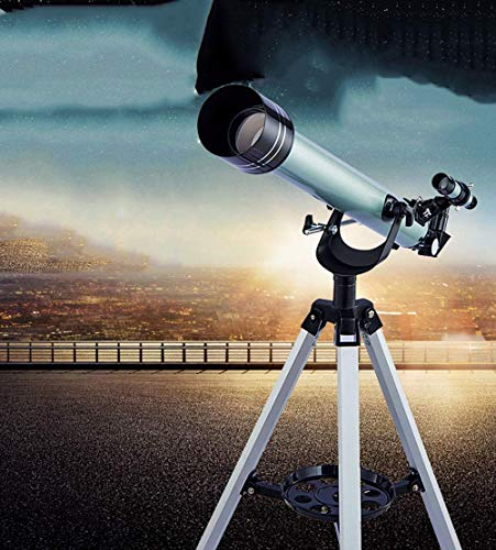 HZWLF Binoculars Spotting Scopes,Telescopes Astronomical 525X Astronomical and Use-Ideal for Children and Beginners for Stargazing