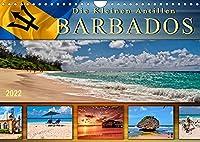 Die kleinen Antillen - Barbados (Wandkalender 2022 DIN A4 quer): Traumhafte Straende, azurblaues Wasser - die Postkartenidylle schlechthin. (Monatskalender, 14 Seiten )