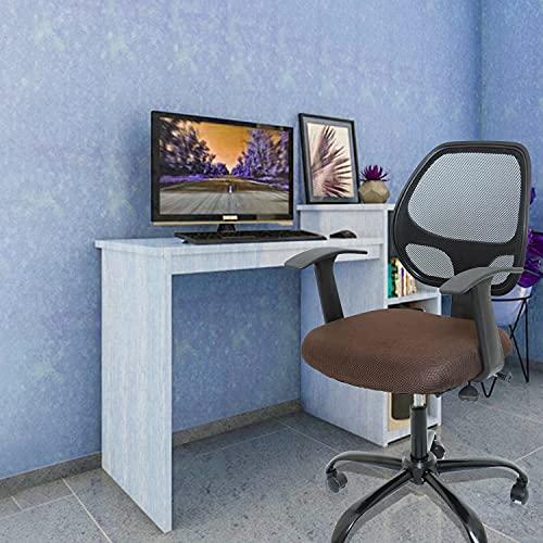 CELLBELL® C103 Medium-Back Mesh Office Chair[Brown]